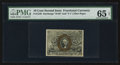 Fractional Currency:Second Issue, Fr. 1249 10¢ Second Issue PMG Gem Uncirculated 65 EPQ.. ...
