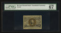 Fractional Currency:Second Issue, Fr. 1316 50¢ Second Issue PMG Superb Gem Unc 67 EPQ.. ...