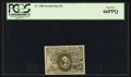 Fractional Currency:Second Issue, Fr. 1286 25¢ Second Issue PCGS Gem New 66PPQ.. ...