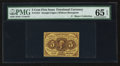 Fractional Currency:First Issue, Fr. 1231 5¢ First Issue PMG Gem Uncirculated 65 EPQ.. ...