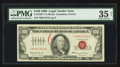 Small Size:Legal Tender Notes, Fr. 1550* $100 1966 Legal Tender Note. PMG Choice Very Fine 35 Net.. ...
