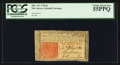 Colonial Notes:New Jersey, New Jersey Mar. 25, 1776 6s PCGS Choice About New 55PPQ.. ...