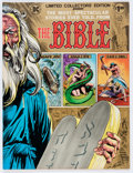 Bronze Age (1970-1979):Miscellaneous, Limited Collectors' Edition #36 The Bible (DC, 1975) Condition:NM-....