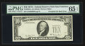 Error Notes:Third Printing on Reverse, Fr. 2024-L $10 1977A Federal Reserve Note. PMG Gem Uncirculated 65 EPQ.. ...
