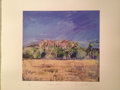 Fine Art - Painting, European:Contemporary   (1950 to present)  , ANTHONY EYTON (British). BENEFITTING ROME ART PROGRAM. HangingRock, 20/75 , 2008. Print. 10-5/8 x 11-1/2 inches (26...