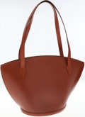 Luxury Accessories:Bags, Louis Vuitton Fawn Epi Leather St. Jacques GM Tote Bag. ...
