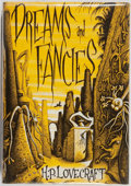 Books:Science Fiction & Fantasy, H. P. Lovecraft. Dreams and Fantasies. Arkham House, 1962. First edition. Publisher's cloth and dust jacket. Ver...