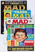 Magazines:Mad, More Trash from Mad #1-12 Group (EC, 1958-69).... (Total: 12 Comic Books)