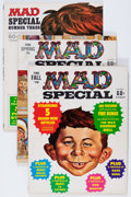 Magazines:Mad, Mad Special/Tales Calculated to Drive You Mad Group (EC, 1970-99)Condition: Average VF.... (Total: 15 Comic Books)