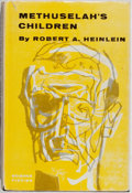 Books:Science Fiction & Fantasy, Robert A. Heinlein. Methuselah's Children. Gnome Press, [n.d.]. First edition thus. Publisher's cloth and price-...
