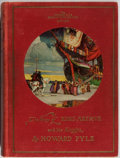 Books:Children's Books, Howard Pyle. The Story of King Arthur and His Knights.Charles Scribner's Sons, 1933. 1931. Howard Pyle Brandywi...
