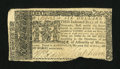 Colonial Notes:Maryland, Maryland April 10, 1774 $6 with Full Indent Very Fine-ExtremelyFine....