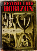 Books:Science Fiction & Fantasy, Robert A. Heinlein. Beyond This Horizon. Fantasy Press, 1948. First edition. Publisher's cloth and dust jacket. ...