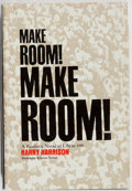 Books:Science Fiction & Fantasy, Harry Harrison. Make Room! Make Room!. Doubleday &Company, 1966. First edition. Publisher's cloth and dust jack...