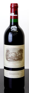 Red Bordeaux, Chateau Lafite Rothschild 1996 . Pauillac. lbsl. Bottle (1).... (Total: 1 Btl. )