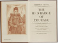 Books:Literature Pre-1900, Stephen Crane. The Red Badge of Courage. The Heritage Press,1972. Illustrated by John Steuart Curry. Publisher'...
