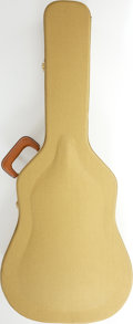 Musical Instruments:Acoustic Guitars, Golden Gate Tweed Acoustic Hard Guitar Case. ...