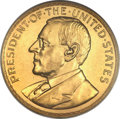 Philippines, Philippines: USA Administration gold Wilson Dollar 1920,. ...