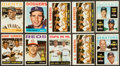 Baseball Cards:Lots, 1964 Topps Baseball Collection (311) With Stars. ...