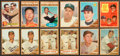 Baseball Cards:Lots, 1962 Topps Baseball Collection (252) With Stars. ...