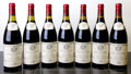 Red Burgundy, Corton . 1993 Pougets, L. Jadot Bottle (4). GevreyChambertin . 1993 Clos St. Jacques, L. Jadot Bottle...(Total: 7 Btls. )