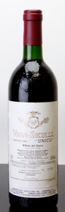 Spain, Vega Sicilia Unico 1968 . bsl, lnl, #15732. Bottle (1). ... (Total: 1 Btl. )