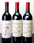 Domestic Cabernet Sauvignon/Meritage, Dominus Estate. 1990 lbsl Bottle (1). 1991 Bottle (2). ... (Total: 3 Btls. )