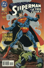 Issue cover for Issue #711