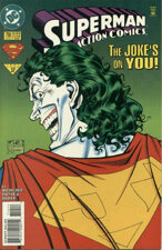 Issue cover for Issue #714