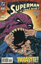 Issue cover for Issue #715