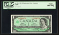 Canadian Currency: , BC-45bA $1 1967 Replacement Note. ...