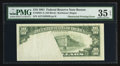 Error Notes:Obstruction Errors, Fr. 2025-A $10 1981 Federal Reserve Note. PMG Choice Very Fine 35EPQ.. ...