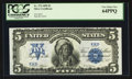 Large Size:Silver Certificates, Fr. 275 $5 1899 Silver Certificate PCGS Very Choice New 64PPQ.. ...