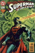 Issue cover for Issue #723
