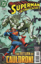 Issue cover for Issue #731