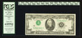 Error Notes:Inverted Third Printings, Fr. 2072-L $20 1977 Federal Reserve Note. PCGS Choice New 63PPQ.....