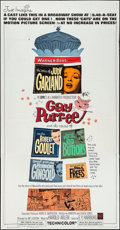 """Movie Posters:Animation, Gay Purr-ee (Warner Brothers, 1962). Three Sheet (41"""" X 78""""). Animation.. ..."""
