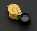 Estate Jewelry:Other , Gold Nugget Jeweler's Loupe. ...