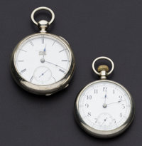 Trenton & Illinois Pocket Watches Runners