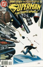 Issue cover for Issue #737
