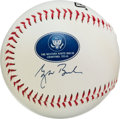 "Baseball Collectibles:Balls, 2000's George W. Bush ""Western White House"" Baseball. ..."