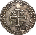 Mexico, Mexico: War of Independence Oaxaca 8 Reales 1812 C,...