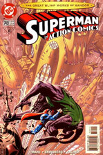 Issue cover for Issue #749