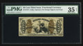 Fractional Currency:Third Issue, Fr. 1370 50¢ Third Issue Justice PMG Choice Very Fine 35 Net.. ...