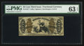 Fractional Currency:Third Issue, Fr. 1347 50¢ Third Issue Justice PMG Choice Uncirculated 63 EPQ.. ...