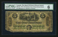 Canadian Currency: , Charlotte Town, PEI- The Bank of Prince Edward Island $5 Jan. 1, 1877 Ch # 600-12-12. ...