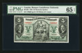 Canadian Currency: , Montreal, PQ- Banque Canadienne Nationale $5 Jan. 2, 1935 Ch #85-14-02. ...