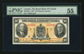 Canadian Currency: , Montreal, PQ- The Royal Bank of Canada $10 Jan. 2, 1935 Ch #630-18-04a. ...