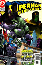 Issue cover for Issue #763