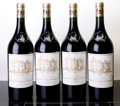 Red Bordeaux, Chateau Haut Brion 1998 . Pessac-Leognan. 3lbsl. Magnum (4). ... (Total: 4 Mags. )